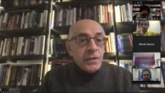 Prof. dr Hasan Bülent Kahraman gościem Centrum Badań nad Sztuką i Myślą